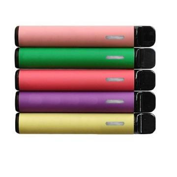 Gold Vape Mods Rechargeable 350mh Battery Fit with 1ml Disposable Pods
