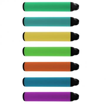 Disposable E-CIGS China Manufacturer OEM/ ODM Disposable Vape with Variety of Fruit Flavors